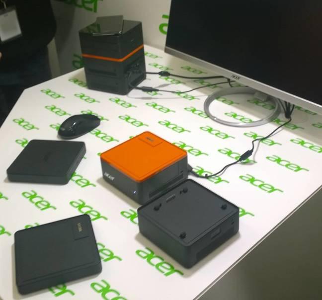 The Acer Revo Build modular PC