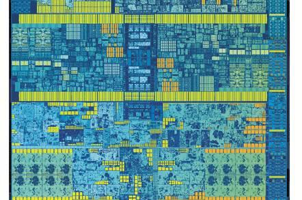 Intel Skylake die