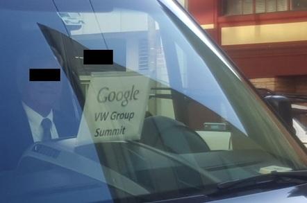 Google VW summit