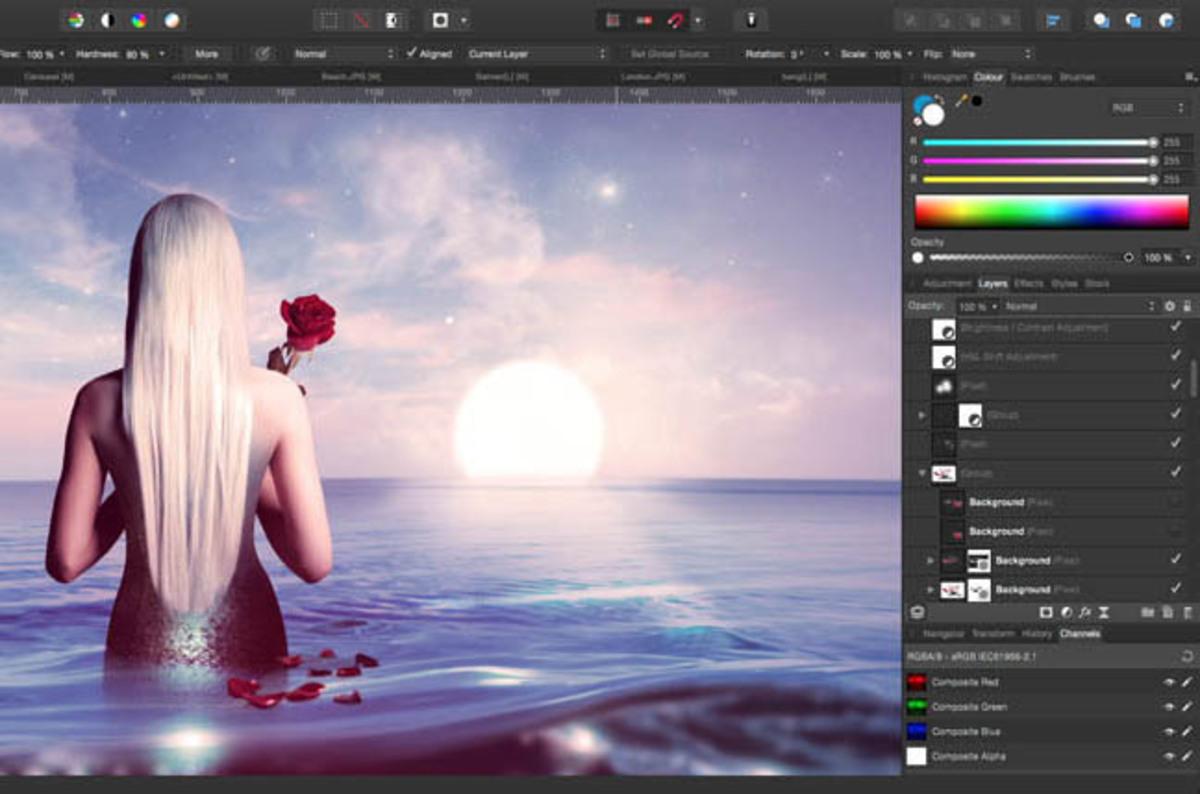 Photoshop For 40 Quid Affinity Photo Pushes Pixels