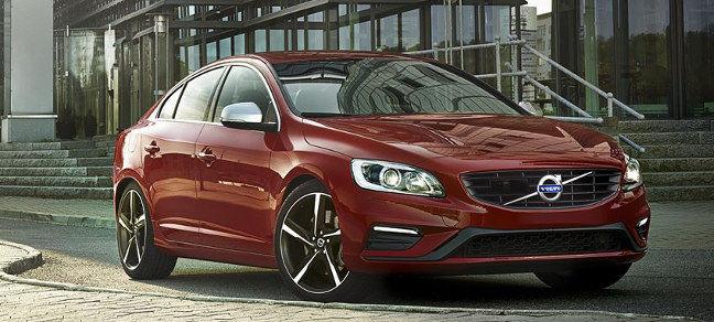 Volvo S60. Pic: Volvo