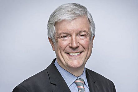 Tony Hall, BBC Director General. Pic: BBC