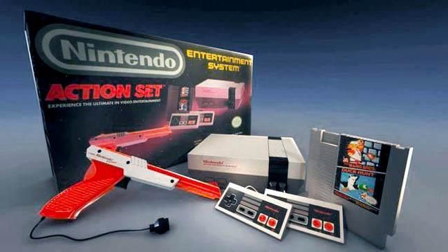 Nintendo NES bundle