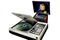 Pioneer Laserdisc player and projector from 1982