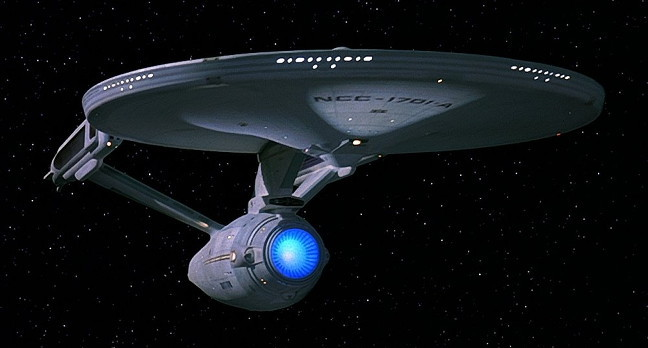 The Starship Enterprise