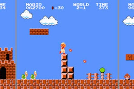 Take That Mom Turns Out Super Mario Bros Was All About Solving