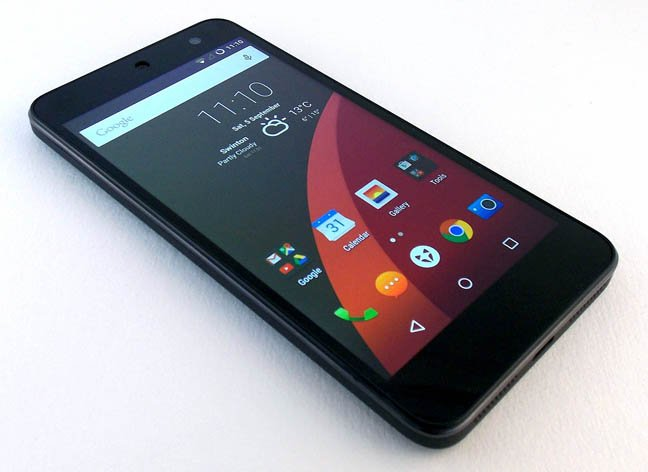 Wileyfox Swift: Brit startup budget 'droid is the mutt's nuts ...