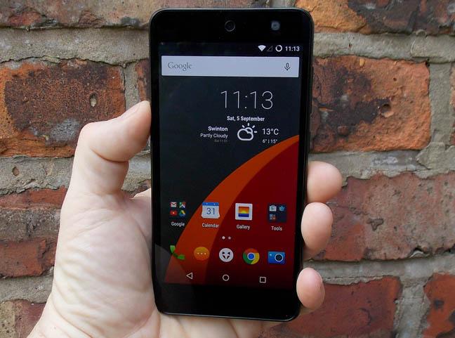 Wileyfox Swift Android Smartphone