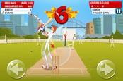 Stick cricket app screenshot