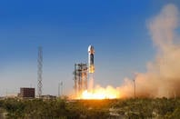 Blue Origin rocket launch