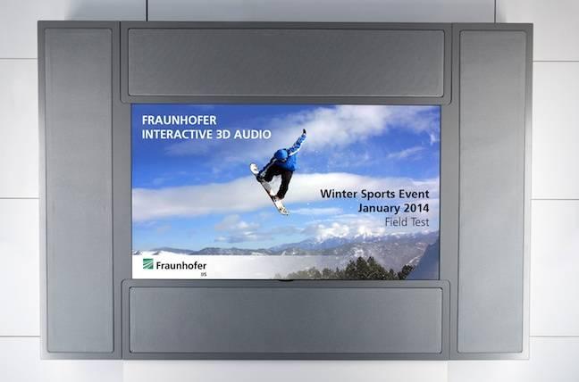 Fraunhofer Soundframe