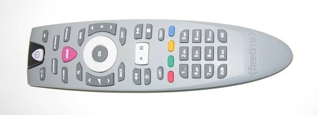 Freesat Freetime Remote