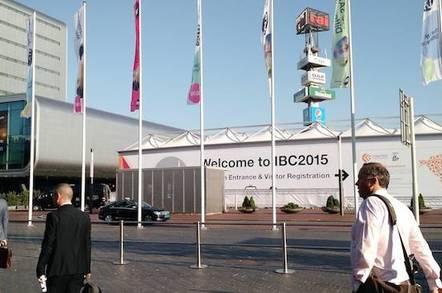 IBC2015 Entrance