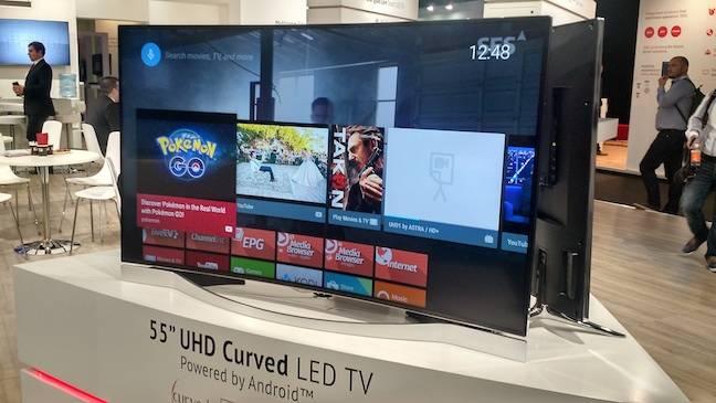 IBC UHD TV