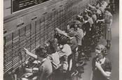 Bell switchboard