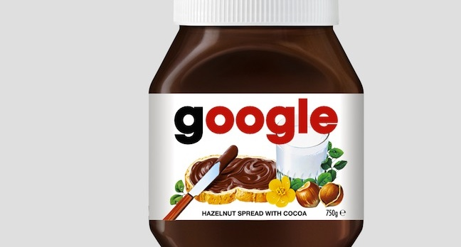 Google nutella