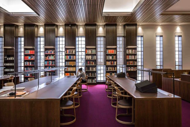 New Bodleian Library, photo by Bodleian Libraries University of Oxford