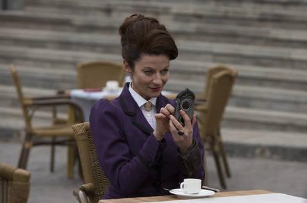 Doctor Who, Season 9, Episode 1 – The Magician's Apprentice. Pic credit: BBC