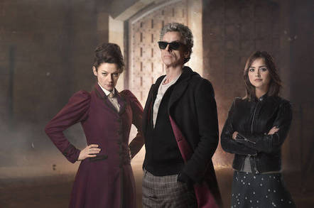 Doctor Who, season 9, Episode 1 – The Magician's Apprentice. Pic credit: BBC