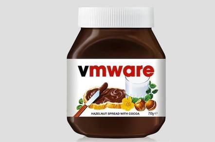 VMware nutella
