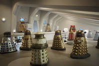 Daleks in Doctor Who – Witch's Familiar. Pic credit: BBC