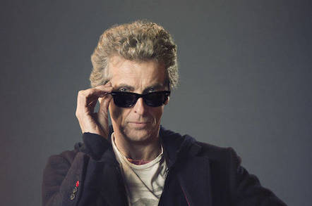 Sonic glasses in Doctor Who – Witch's Familiar. Pic credit: BBC