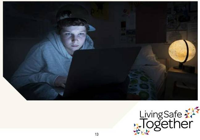 Australia's hacker terror