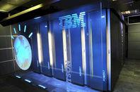 Watson Power7 cluster. Pic: IBM