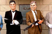 Point Break still of the ex-Presidents