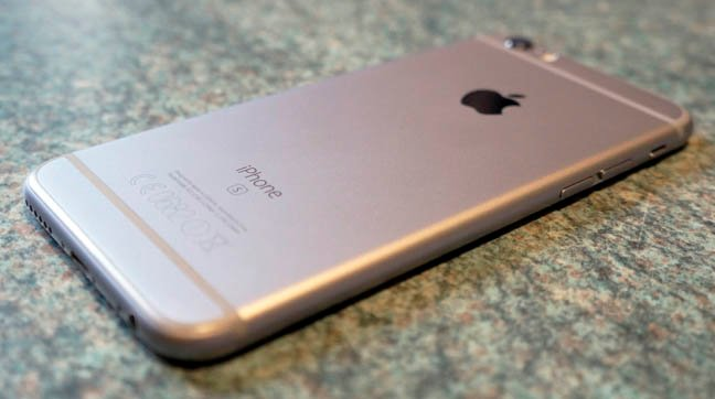 Apple iPhone 6s main camera is now a 12Mp shooter