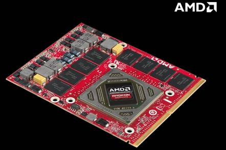 Need discrete encounter with some hardware? Of course, we mean AMD's