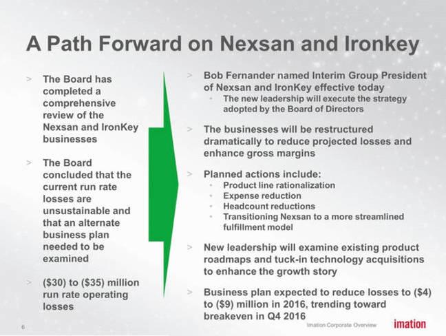 Nexsan_Restructuring