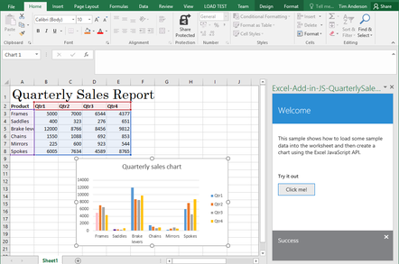 You lucky devs: It's Microsoft Office 2016     and VBA lives