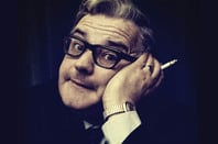 Ronnie Barker: All I Ever Wrote book cover