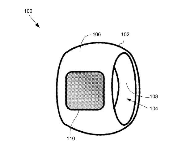 Image from iring Apple patent