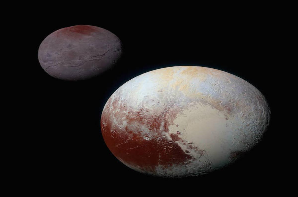Charon Moon: Pluto's Moon SPLIT OPEN By Ancient FROZEN OCEAN • The Register
