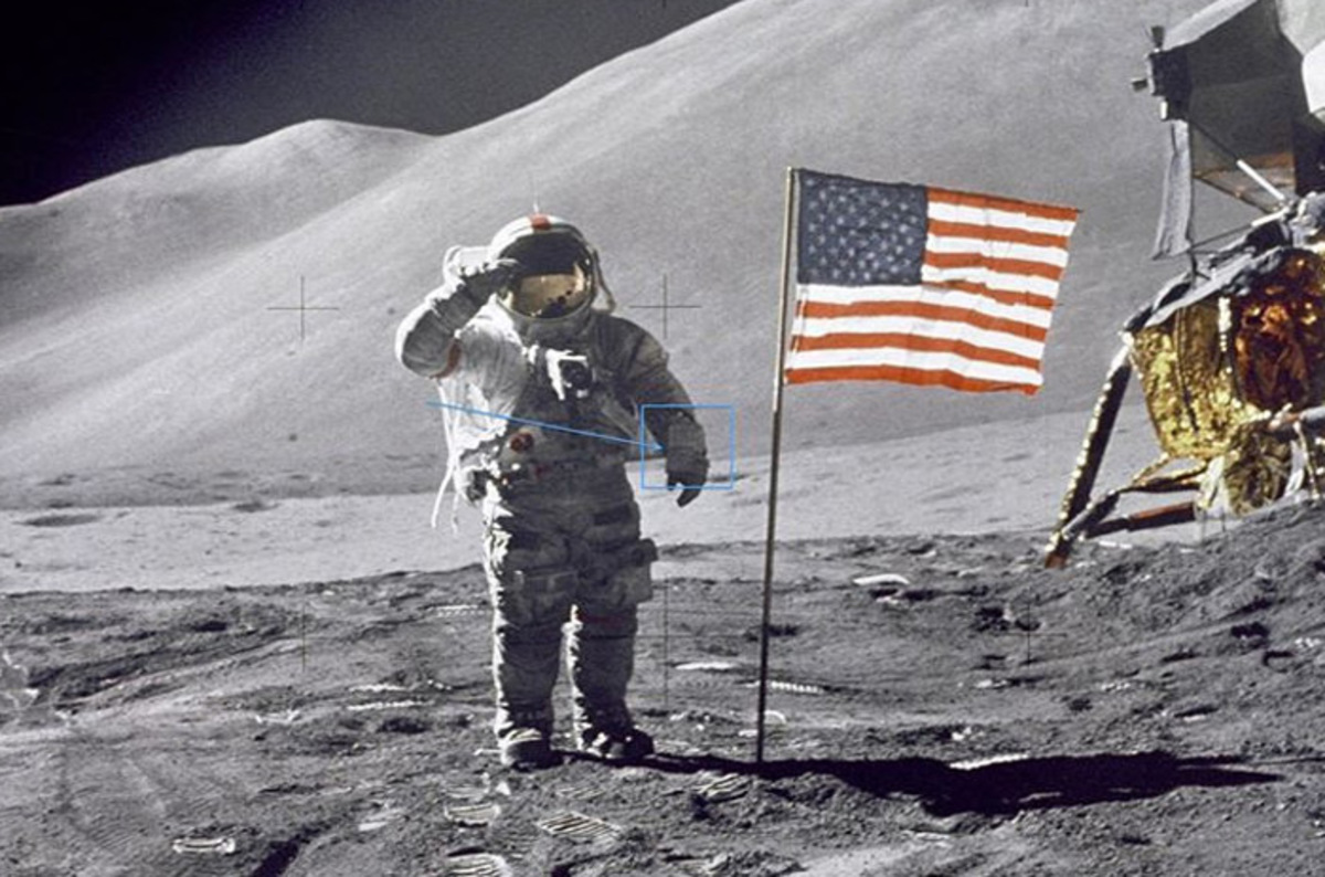 the success and faking of americas landing on the moon Despite insurmountable evidence to the contrary, conspiracy theorists have claimed for years that man did not walk on the moon, that the landings were fake.