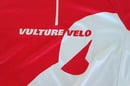 Vulture velo jersey detail