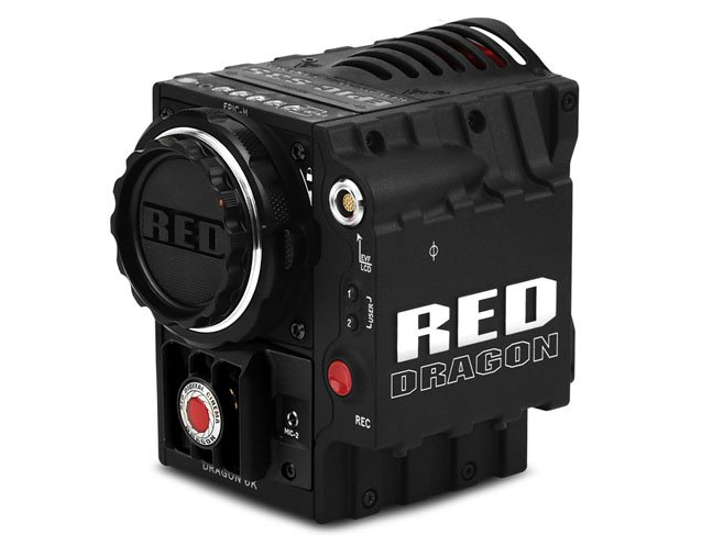 Epic-M Red Dragon 6k camera