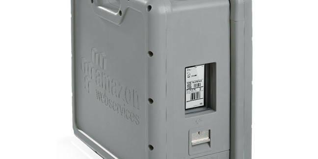 AWS Snowball appliance