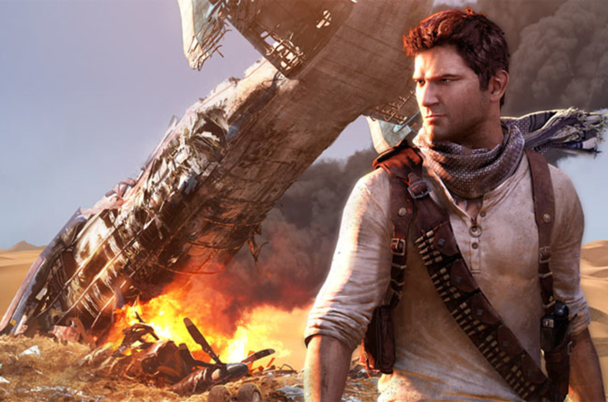 Noughty by nature: Uncharted: The Nathan Drake Collection ...