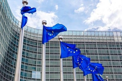European commission photo via Shutterstock