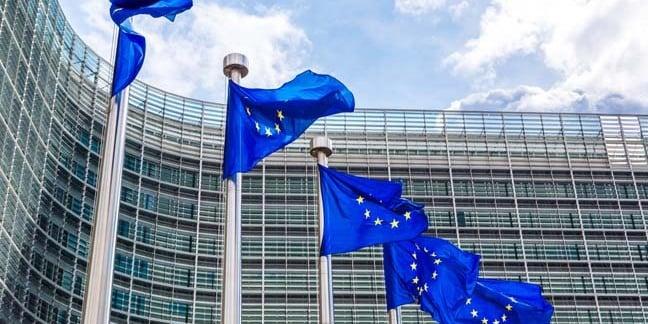 European commission photo via Shutterstock