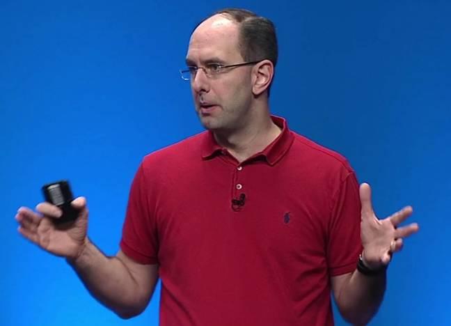 Microsoft's Scott Guthrie speaks at AzureCon