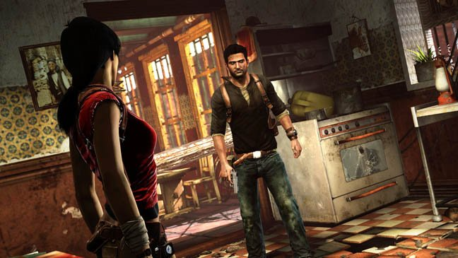 Uncharted: Among Thieves