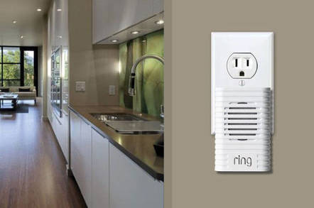 Ring Chime: Needy wireless doorbell or $30 bling t'ing