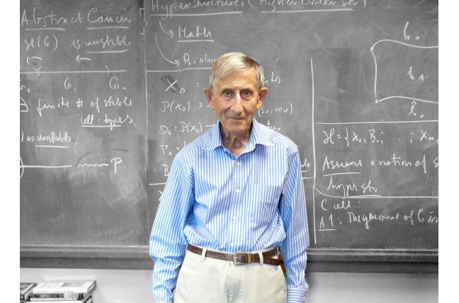 Renowned Princeton Physicist Freeman Dyson: 'I'm 100% Democrat and I like Obama. But he took the wrong side on climate issue, and the Republicans took the right side'