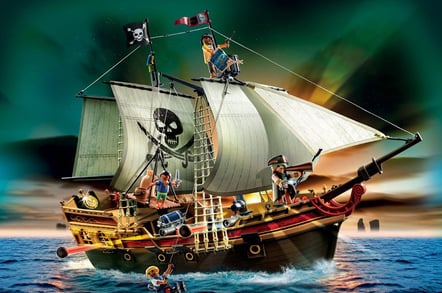 How's this for irony? US Navy hit with $600m software piracy