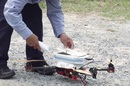 Singapore Post test drone