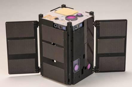 NASA's OCSD cubesat